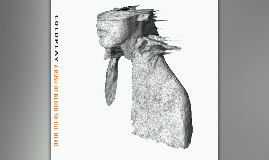 466. A Rush Of Blood  To The Head: Coldplay (2002). Auf ihrem zweiten Album präsentieren Coldplay großherzigen britischen G