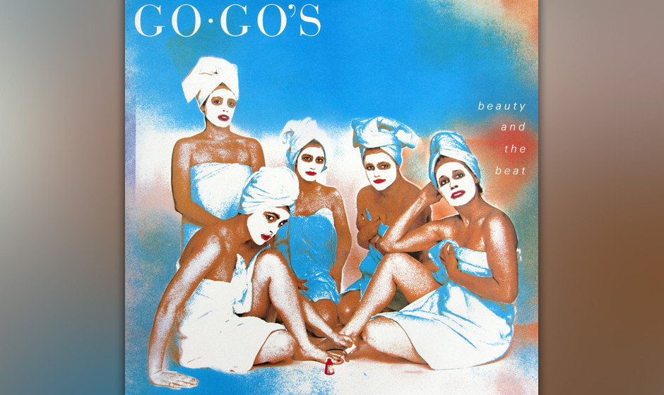 414. Beauty And The Beat: The Go-Go's (1981). Die populärste Girl-Group, die die New Wave hochgespült hatte, surfte mit �