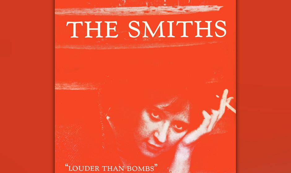 369. Louder Than Bombs: The Smiths 1987 Konzipiert, um das Interesse wachzuhalten, während die Smiths ein neues Album fertig