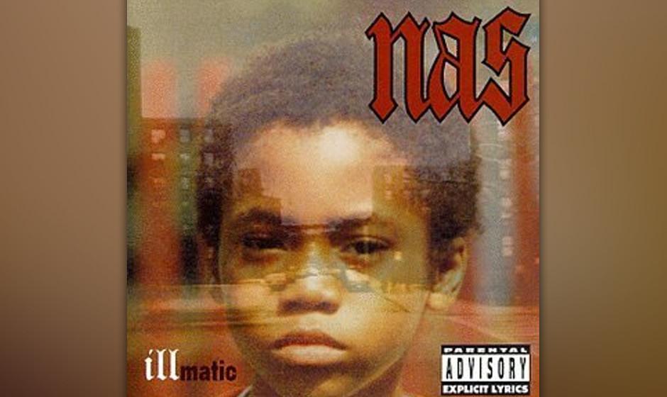 402. Illmatic: Nas (1994). Andere Rapper waren härter und besser bewaffnet, doch keiner erfasste die schleichende Bedrohung