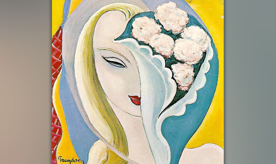 117. Derek and the Dominos - Layla And Other Assorted Love Songs, 1970 Eric Clapton, unsterblich in die Frau seines Freundes