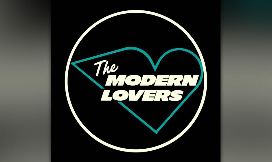 382. Modern Lovers: Modern Lovers 1976. In der Hoffnung, auf Lou Reeds Couch schlafen zu dürfen, zog Jonathan Richman von Bo