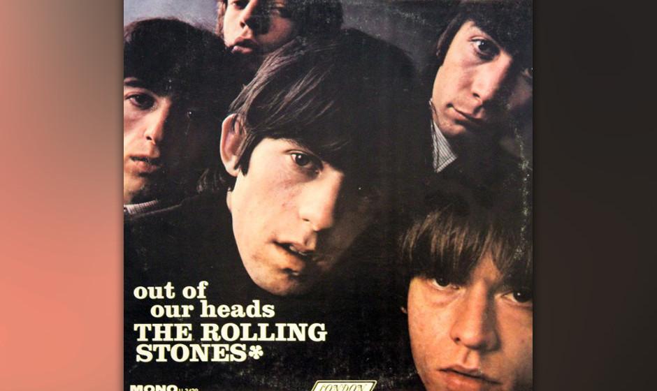 116. The Rolling Stones - Out Of Our Heads, 1965 Es war ihr drittes Album in England, aber bereits das vierte auf dem US-Mark