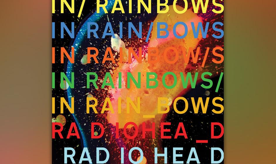 336. In Rainbows: Radiohead, 2007. Was blieb den Fans, nachdem der Zahlt-was-ihr-wollt-Hype abgeebbt war? Wie wär's mit de