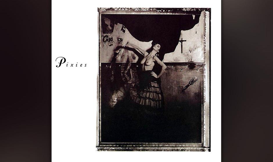 317. Surfer Rosa: Pixies, 1988. Zwischen Hardcore-Punk und Alternative war es nicht einfach, dem ungezügelten Krach der Pixi