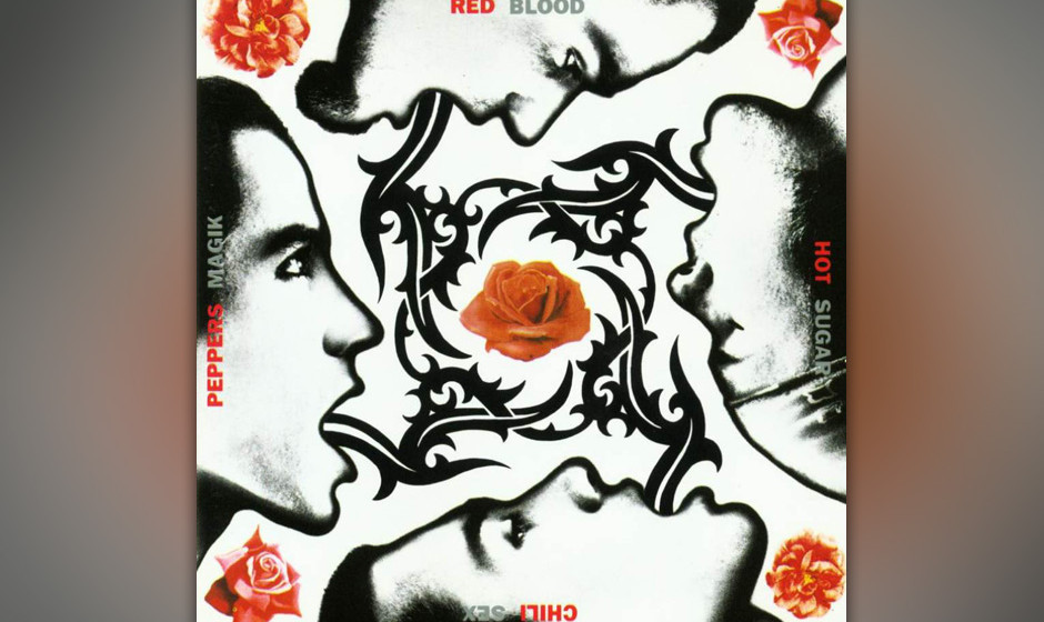 310. Blood Sugar Sex Magik: Red Hot Chili Peppers, 1991. Höhepunkt der Peppers – dank John Frusciantes energiegeladenen Gi