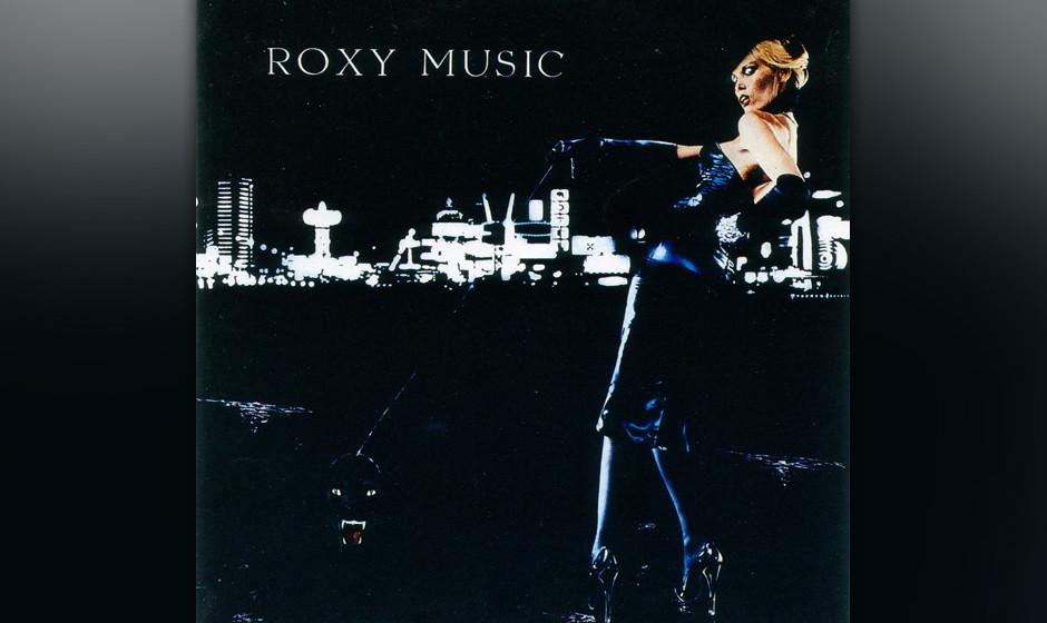 396. For Your Pleasure: Roxy Music 1973. Das letzte Album, das Roxy Music mit ihrem Keyboarder Brian Eno einspielten, klingt