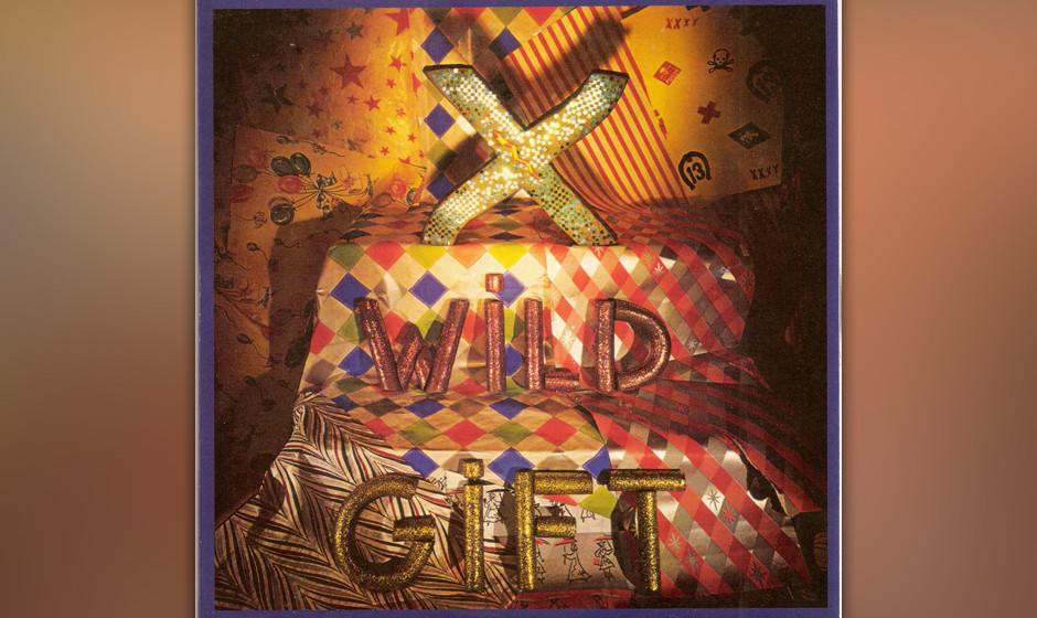 333. Wild Gift: X, 1981. John Doe und Exene Cervenka harmonieren zu trashigem L.A.-Garagenrock über die verdammte Liebe und