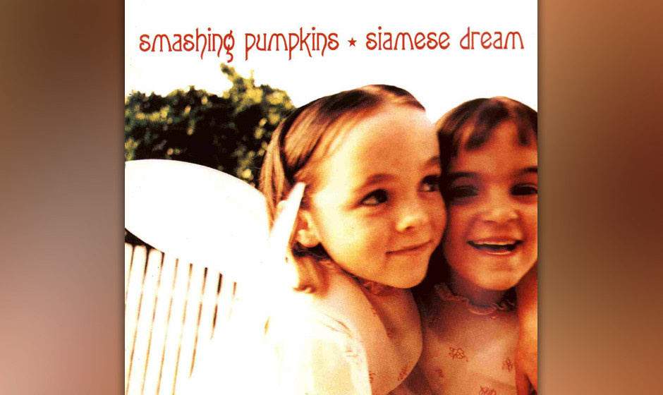 362. Siamese Dream: Smashing Pumpkins 1993. Auf ihrer zweiten Platte drängten die Pumpkins auf einen bombastischeren, orches