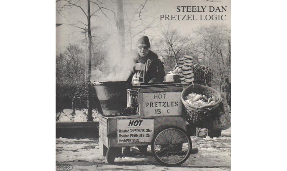 386. Pretzel Logic: Steely Dan 1974. Donald Fagan und Walter Becker taten ihre Liebe zum Jazz kund, coverten Duke Ellington u