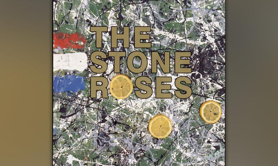 498. The Stone Roses: The Stone Roses (1989). Ein paar glorreiche Augenblicke lang sah es aus, als könnten die Stone Roses e
