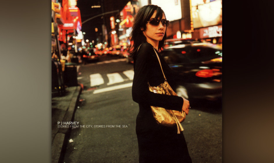 431. Stories From  The City, Stories  From The Sea: PJ Harvey (2000). Polly Harvey glücklich? Eine Überraschung zwar, aber