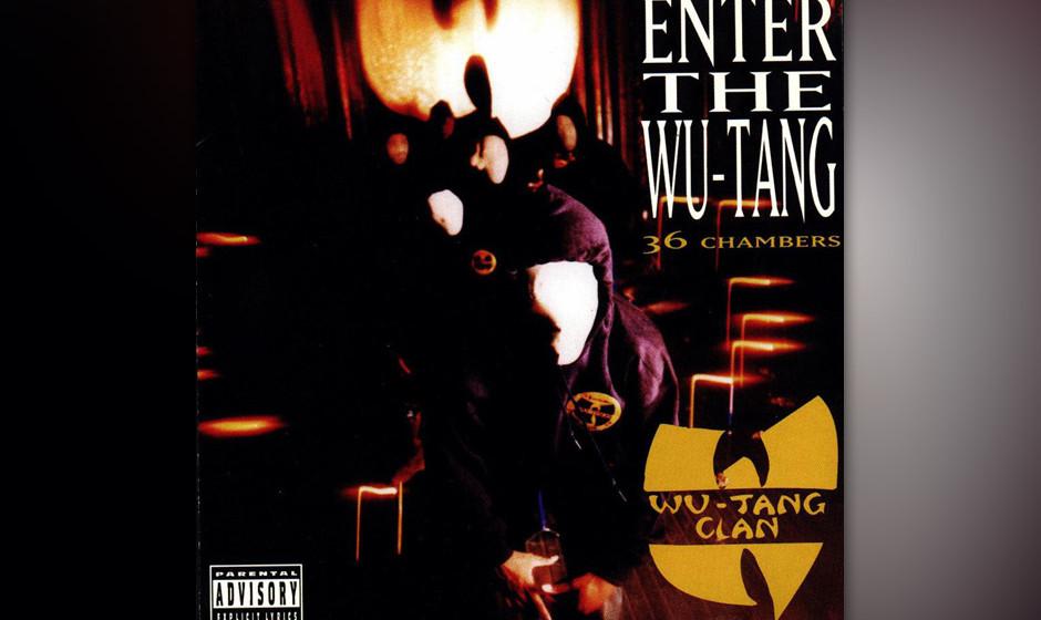 387. Enter The Wu-Tang: 36 Chambers: Wu-Tang Clan 1993. 1993 meldete sich der East-Coast-HipHop zurück. Und zwar dank einer