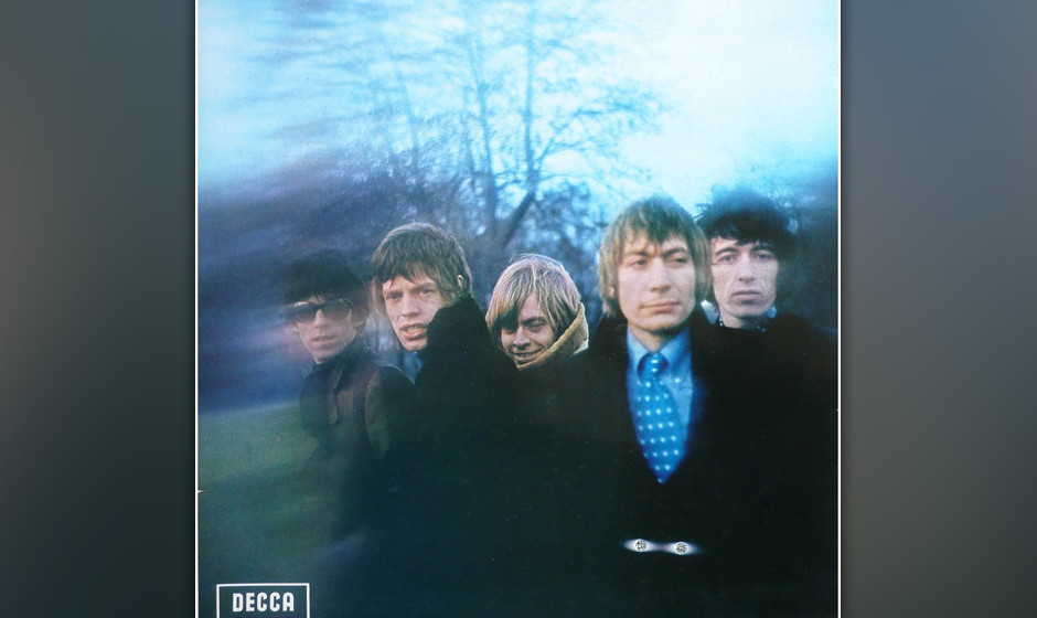 "357. Between The Buttons: The Rolling Stones, 1967. Andrew Loog Oldham nannte es ihr ""englischstes Album"". ""Ruby Tuesda"