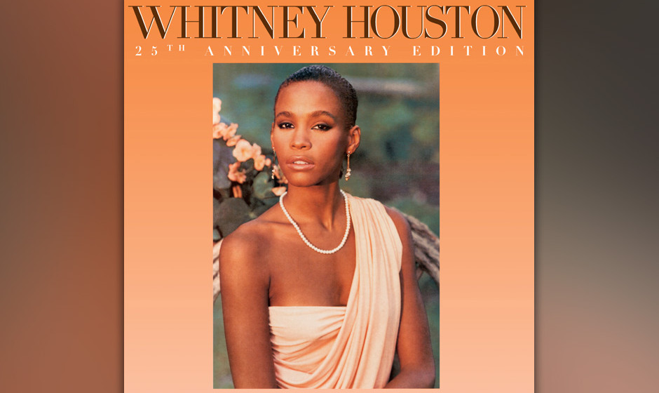 257. Whitney Houston: Whitney Houston 1985. Sie war Model und Nightclub-Sängerin, als man ihr mit elegantem R&B ein Debüt n