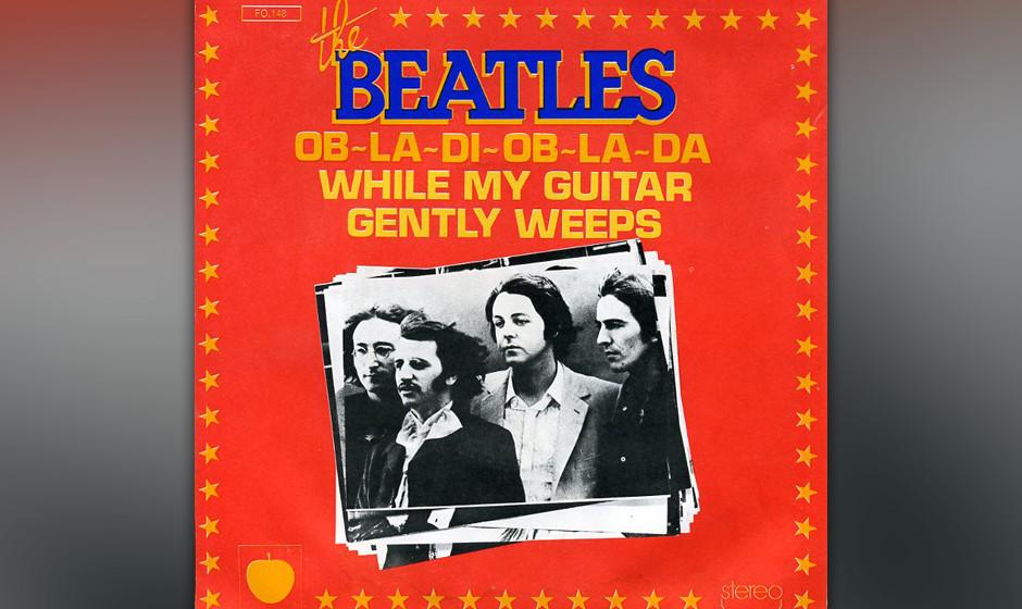 136. The Beatles – While MY Guitar Gently Weeps Einer von Harrisons besten Songs wurde von ihm während eines Besuches bei