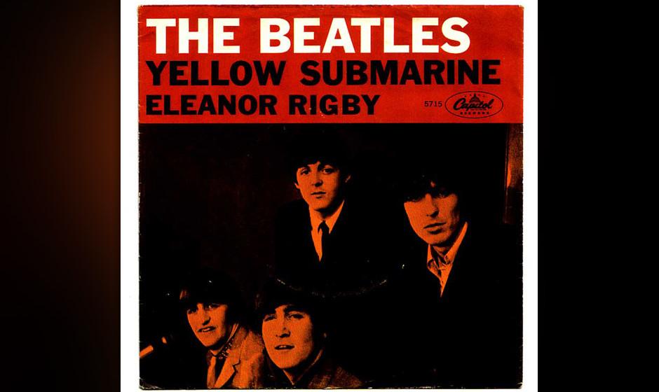 """138. The Beatles - Eleanor Rigby Einer von mehreren faszinierenden Kunstliedern, die McCartney für """"Revolver"""" schrieb. D"""