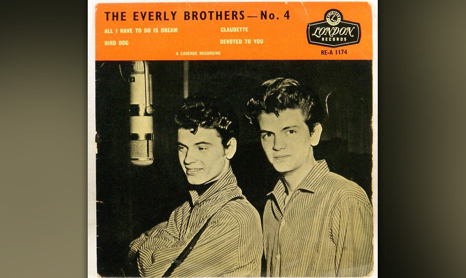 142. The Everly Brothers - All I Have To Do Is Dream Die ersten Singles der Brüder stammten allesamt nicht von Don und Phil.