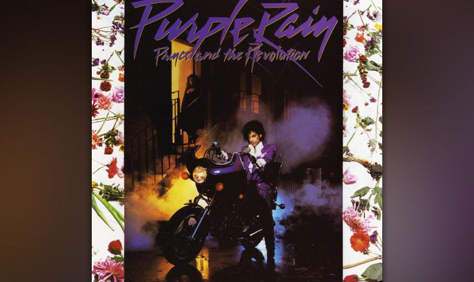 """144. Prince - Purple Rain Bobby Z von den Revolution über die erste Begegnung mit """"Purple Rain"""": """"Es war fast Country."""