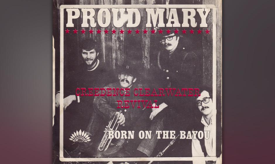 156. Creedence Clearwater Revival – Proud Mary Solomon Burke über PROUD MARY : Als ich das zum ersten Mal hörte, verstand
