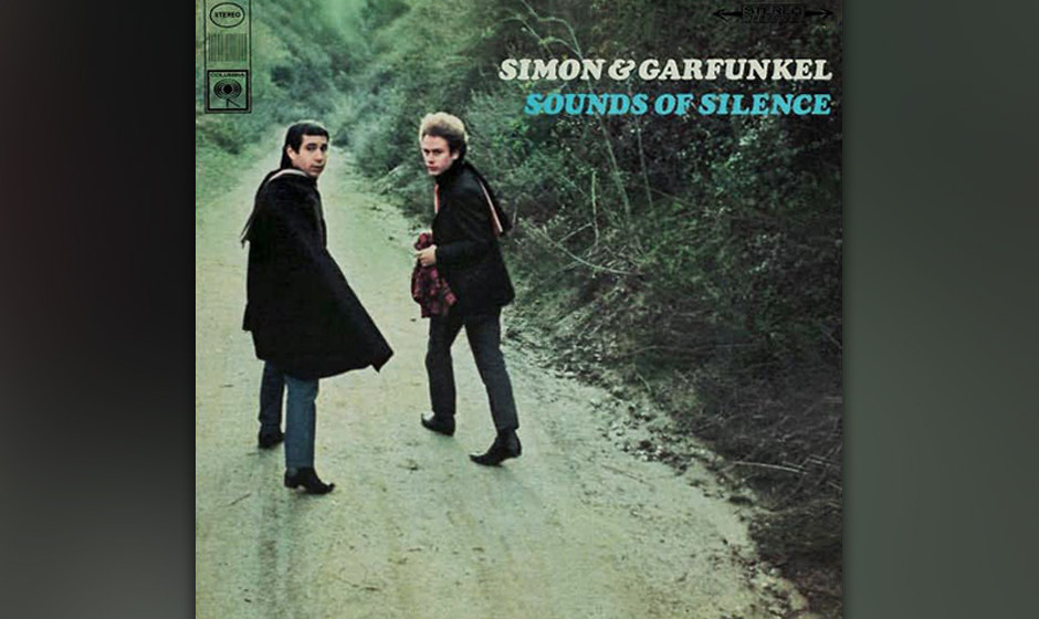 "157. Simon And Garfunkel - The Sound Of Silence Von Paul Simon als eine akustische Ballade geschrieben, ging ""The Sound Of"