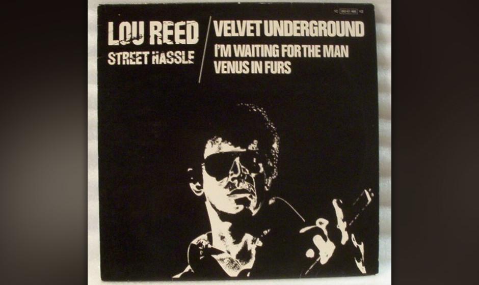 161. The Velvet Underground – I'm Waiting For The Man Als eine ursprüngliche rootsy Hommage an Dylan, entwickelte sich �