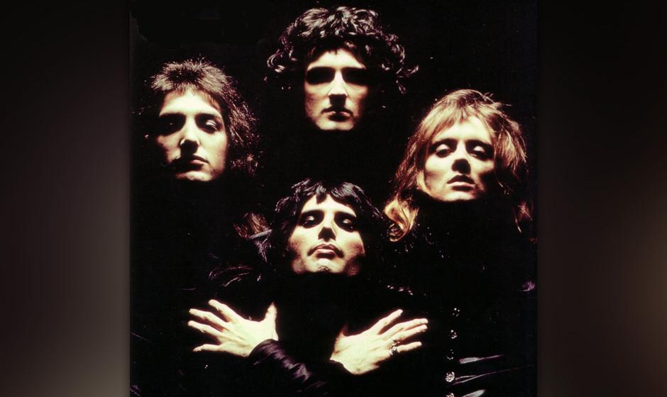 166. Queen - Bohemian Rhapsody Laut Brian May stieß Mercurys Entwurf für diese vierteilige Suite bei der Band auf ratlose G