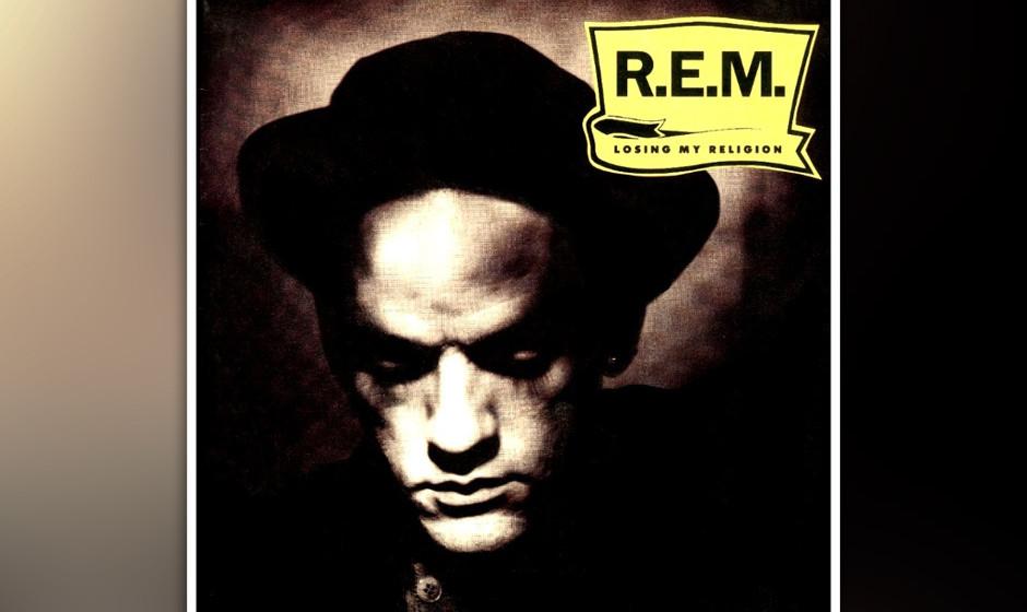 """169. REM – Losing My Religion """"Losing My Religion"""" wurde auf eine Akustikgitarre und Mandoline arrangiert – nicht ger"""