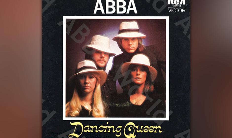 174. ABBA - Dancing Queen Schwedens erfolgreichster musikalischer Exportartikel präsentierte diesen Song erstmals bei einem