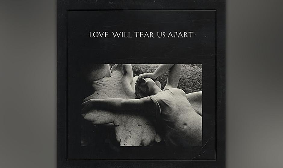 181. Joy Division – Love Will Tear Us Apart Leider sollte es Sänger Ian Curtis nicht mehr mitansehen dürfen, wie die best