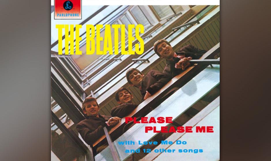 """186. The Beatles - Please Please Me """"Das war mein Versuch, einen Roy-Orbison-Song zu schreiben"""", meinte John Lennon über"""