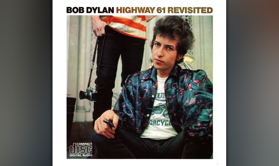 "187. Bob Dylan – Desolation Row 1969 verriet Bob Dylan dem Rolling Stone, dass er ""Desolation Row"" auf der Rückbank ei"