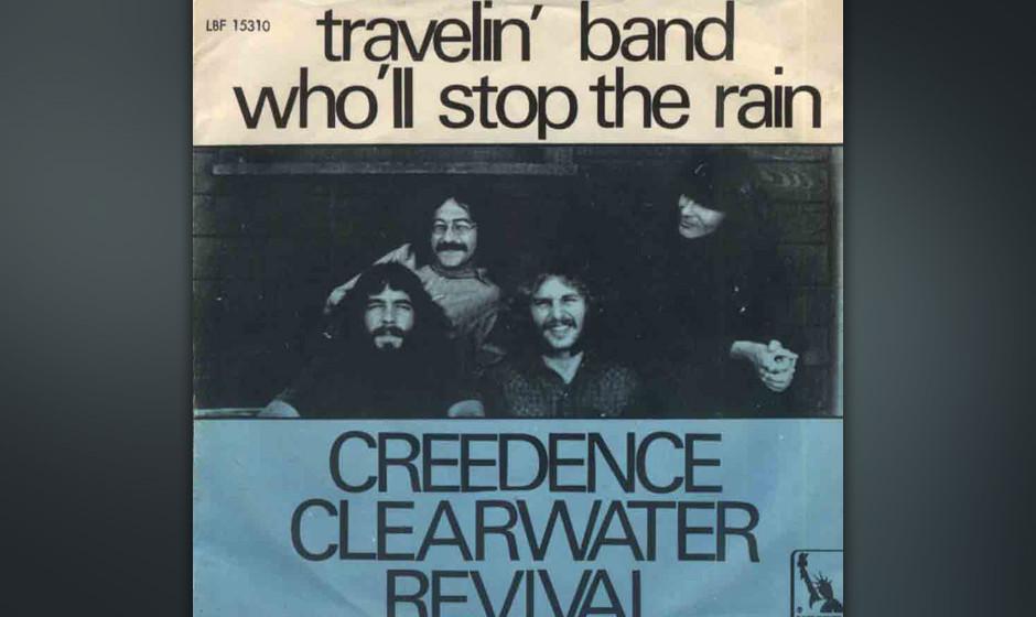 188. Creedence Clearwater Revival - Who'll Stop The Rain John Fogerty wollte diesen Creedence-Klassiker symbolisch verstand