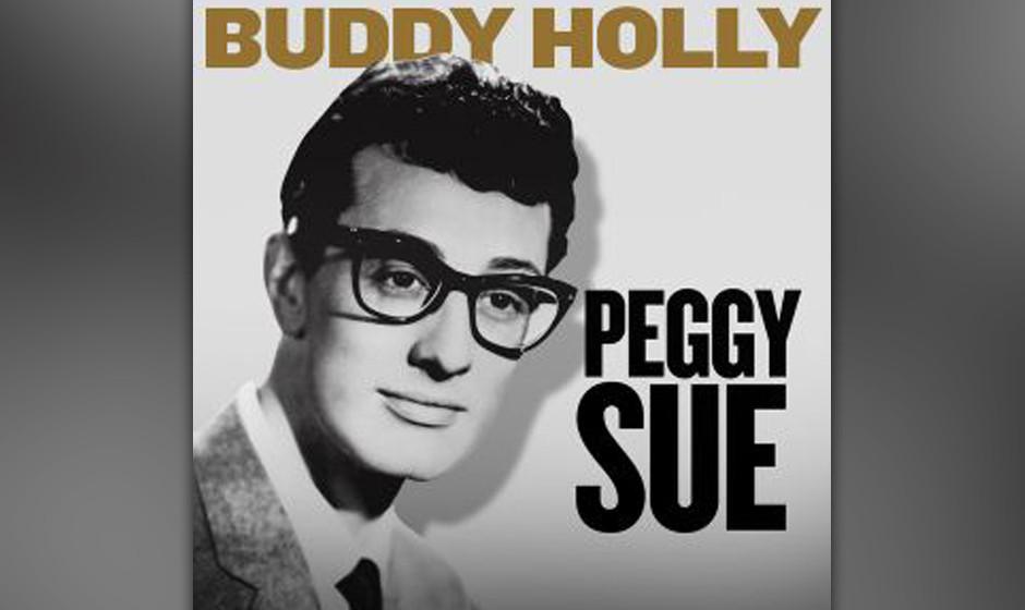 197. Buddy Holly & The Crickets - Peggy Sue Als Buddy Holly mit seiner kongenialen Begleitcombo, den Crickets, zum ersten Mal