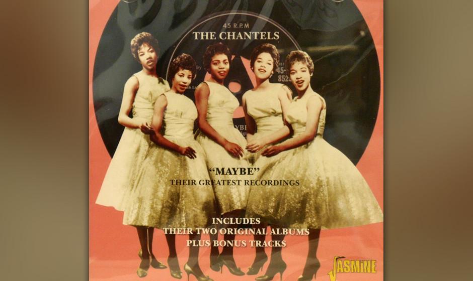199. The Chantels – Maybe Mit 16 schrieb und Sang Smith diesen erhabenen Doo-Wop-Song, eine Zeitzeugnis für eine Generatio
