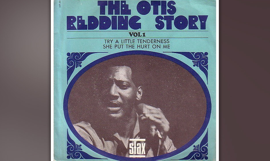 207. Otis Redding – Try A Little Tenderness Bei einer Probe wechselte Drummer Al Jackson Jr. in der zweiten Strophe plötzl