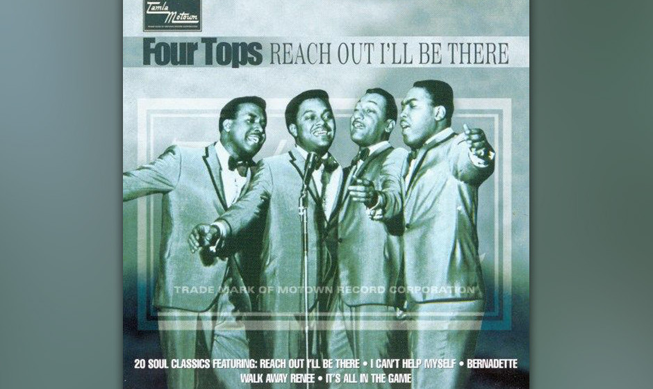 209. The Four Tops – Reach Out I'll Be There Holland-Dozier-Holland produzierten in einem Irrsinnstempo vier Four-Tops-Hi