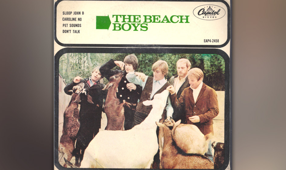 214. The Beach Boys – Caroline, No Der Titel der ersten Solo-Single von Brian Wilson resultierte aus einem Missverständnis