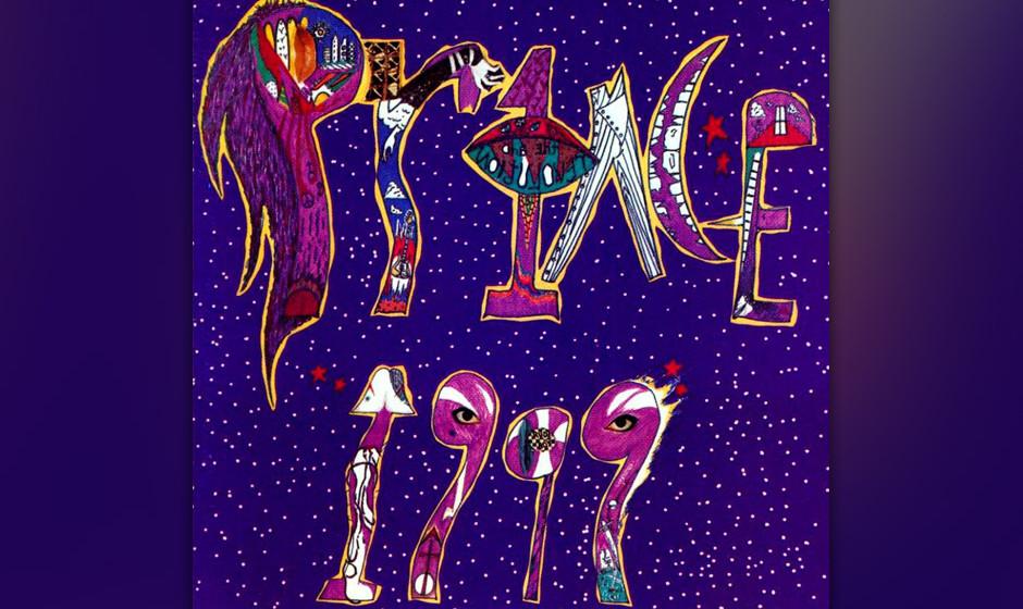 """215.  Prince – 1999 Als Prince """"1999"""" aufnahm, arbeitete er Tag und Nacht durch und weigerte sich, etwas zu essen, weil"""