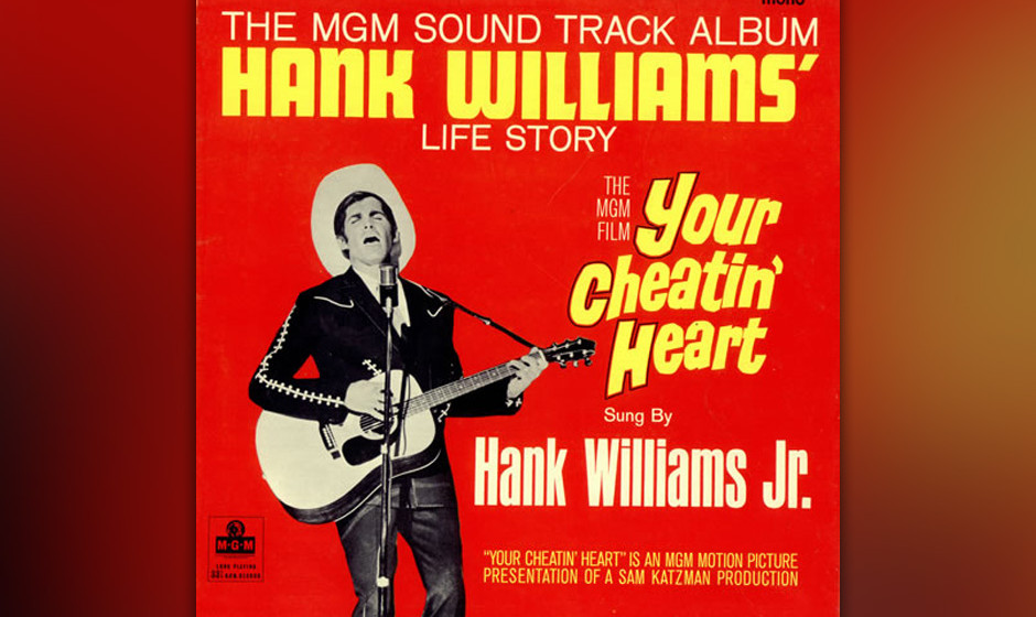 217. Hank Williams – Your Cheatin' Heart Die Legende besagt, dass Williams dieser Song einfiel, als er an seine erste Fra