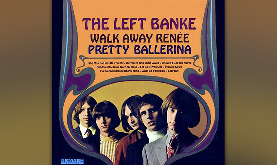 222. The Left Banke – Walk Away Renee 1965 war Michael Brown ein 16jähriges Keyboard-Wunderkind und mächtig in Renee Flad