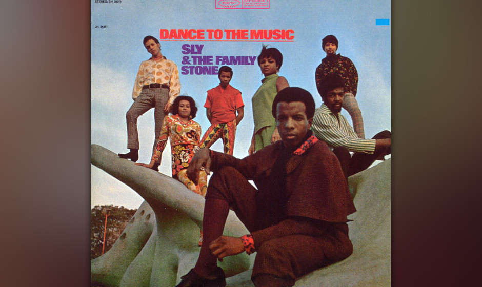 225. Sly and the Family Stone – Dance To The Music Saxophonist Jerry Martini behauptet, Stone habe den Song nur geschrieben