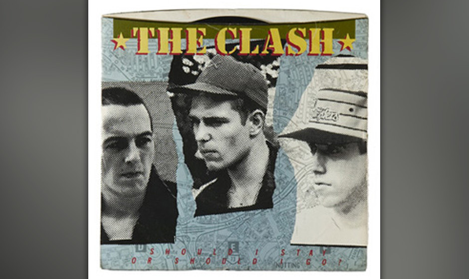 "228. The Clash – Should I Stay Or Should I Go ""Meine wichtigsten Einflüsse"", so Mick Jones, ""sind Mott The Hoople, d"