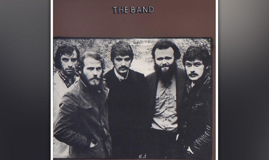 249. The Band – The Night They Drove Old Dixie Down Obwohl selbst Kanadier, zeichnete Robertson ein bewegendes Bild des Sü