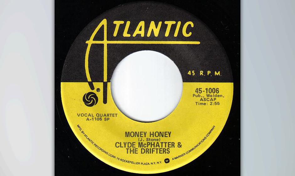 254. The Drifters – Money Honey Die Drifters waren eine toughe R'n'B-Gruppe, die vom großartigen Soulsänger Clyde McP