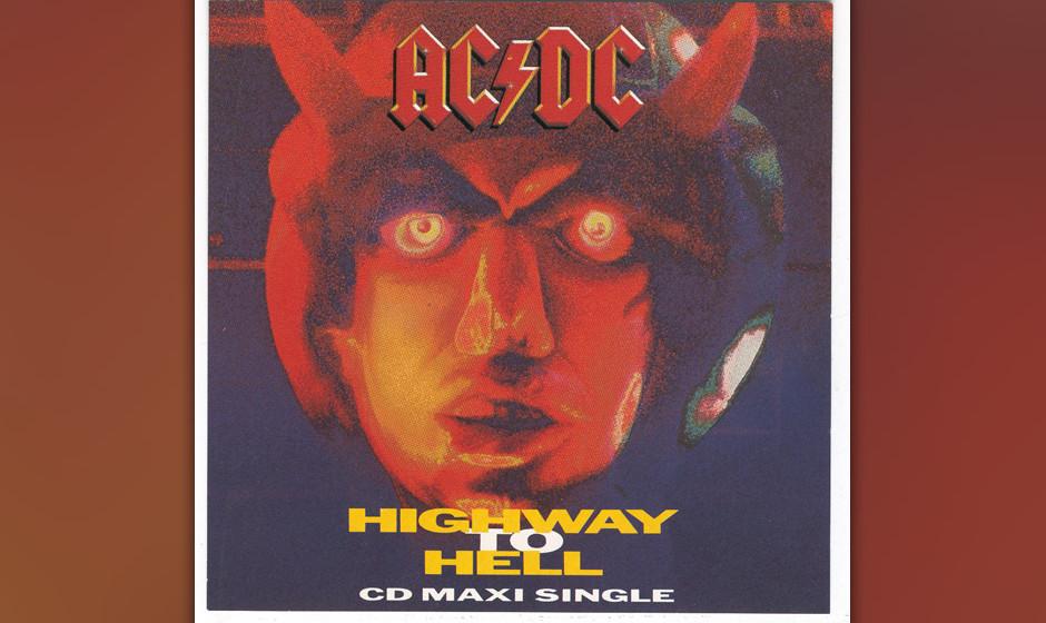 """258. AC/DC – Highway To Hell """"Ich bin seit 13 Jahren auf Tour"""", beschwerte sich  Sänger Scott 1978. """"Flieger, Hotels"""