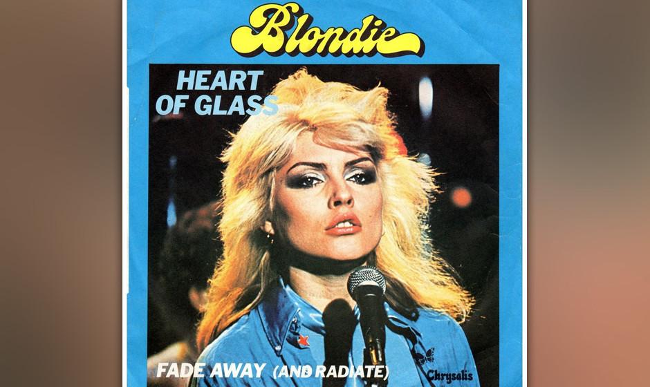 259. Blondie – Heart Of Glass Ex-Playmate und Blondie-Sängerin Deborah Harry und ihr Boyfriend Chris Stein schrieben den S