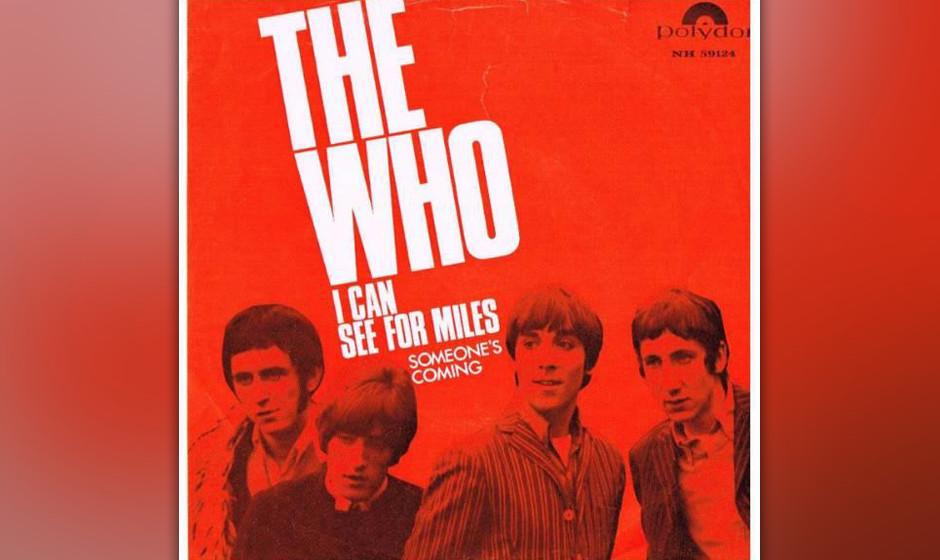"""262. The Who – I Can See For Miles """"Ich setzte mich hin und machte von Anfang an alles richtig"""", sagte Pete Townshend �"""