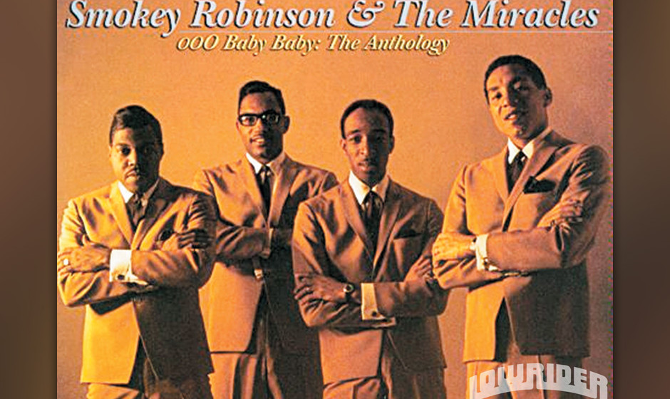 """266. Smokey Robinson – Ooh, Baby Baby Für Smokey Robinson war diese Ballade so etwas wie eine Nationalhymne: """"Wo immer w"""