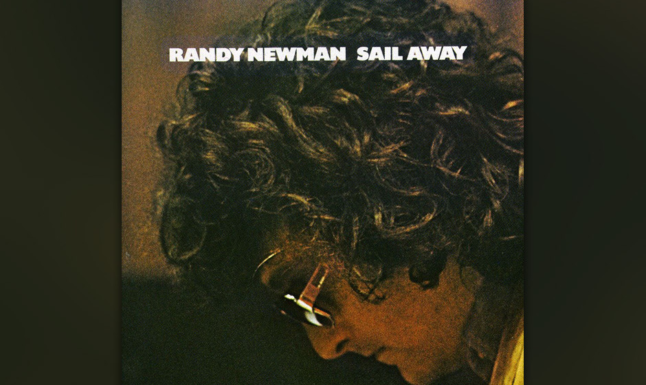 "268. Randy Newman – Sail Away ""Ain't no lions or tigers/ Ain't no mamba snake/ Just the sweet watermelon and the buck"